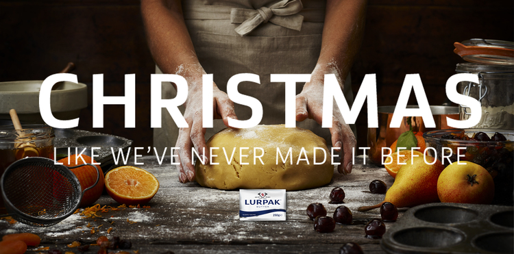 Lurpak Encourages The Nation To Take On Christmas In Latest Advert