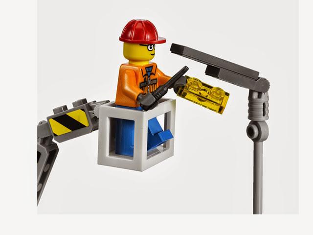 3179 レゴ シティ 修理トラック