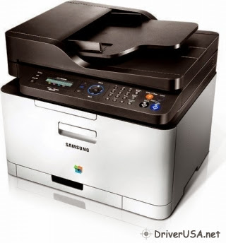 download Samsung CLX-3305 printer's driver software - Samsung USA