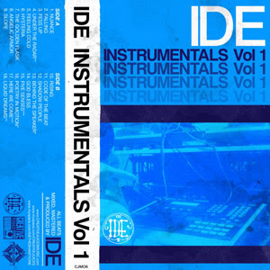 IDE - Instrumentals Vol.1