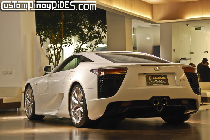 Lexus LFA Manila Philippines Custom Pinoy Rides pic14