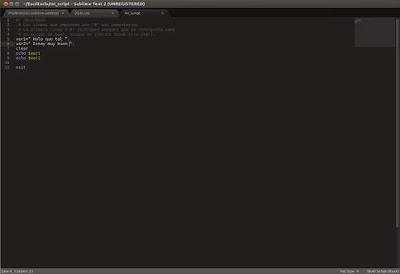 Sublime Text 2, una herramienta grande para Ubuntu