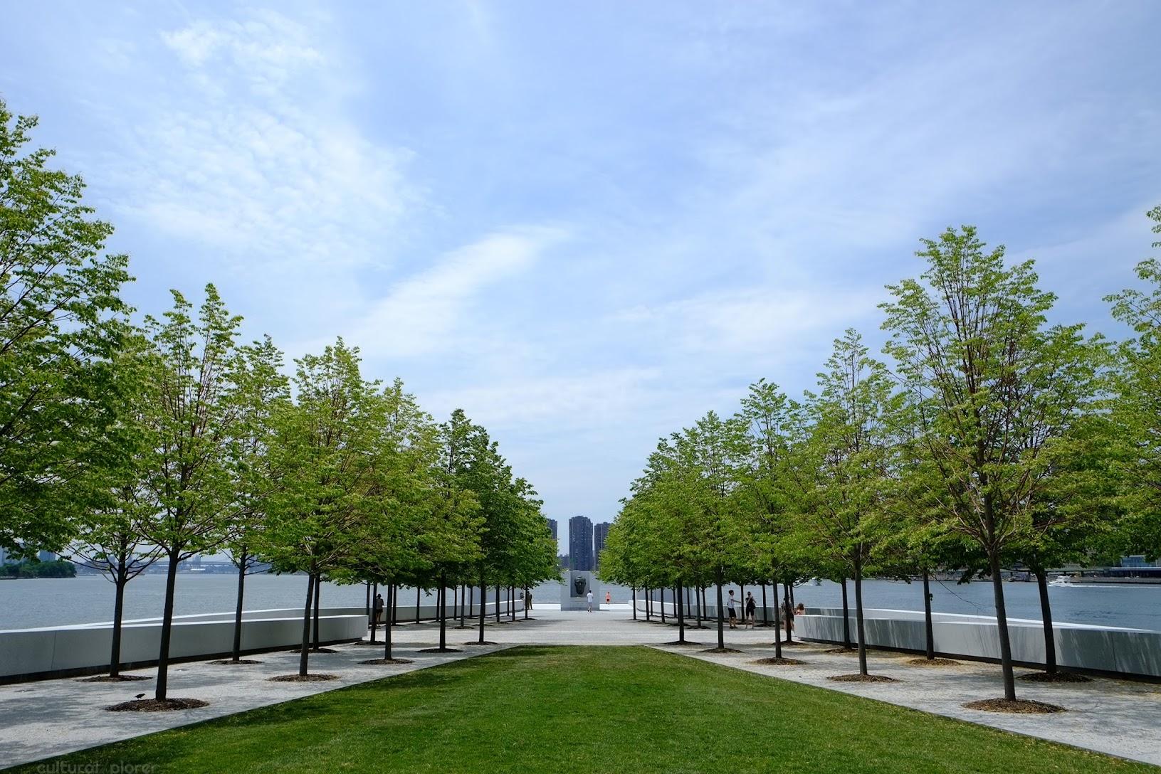 Four Freedoms Park Roosevelt Island