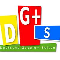 Deutsche Google+ Seiten