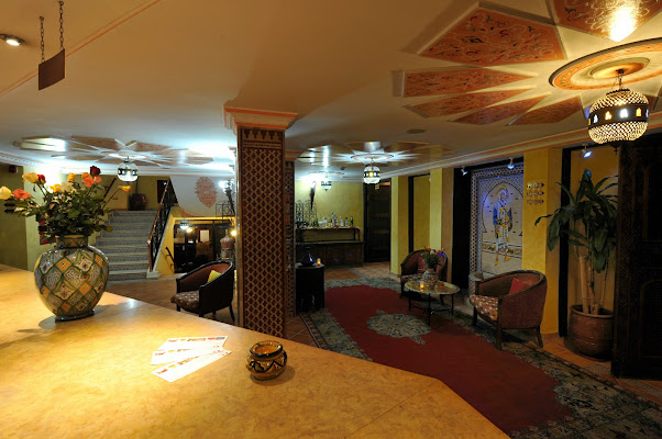 Atlantic Hôtel, Agadir, Morocco