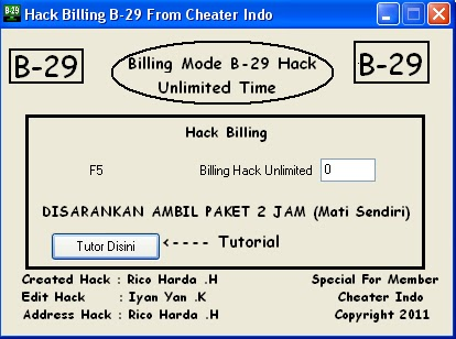 Hack Billing B-29 'N Billing Explorer Hacks+Billing+29