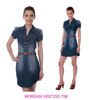Morgan vestidos denim2