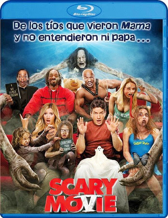 Scary Movie 5 [BDRip 1080p][Espa�ol AC3][Comedia][2013]