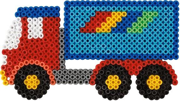 Những chiếc xe tải đẹp mắt sẽ là món quà nhỏ để Bé dành tặng người thân