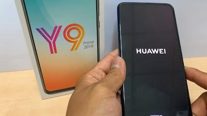 Hướng dẫn Hard Reset Huawei Y9 Prime 2019