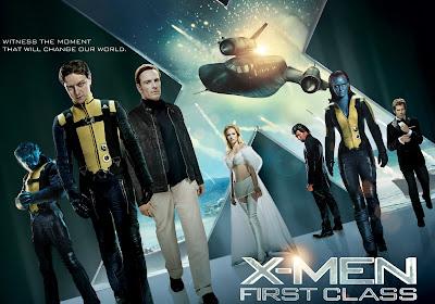 電影《X戰警:第一戰》海報