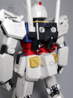 RX-78-2 ver.Ka de 【JUNE】 DSCN1118