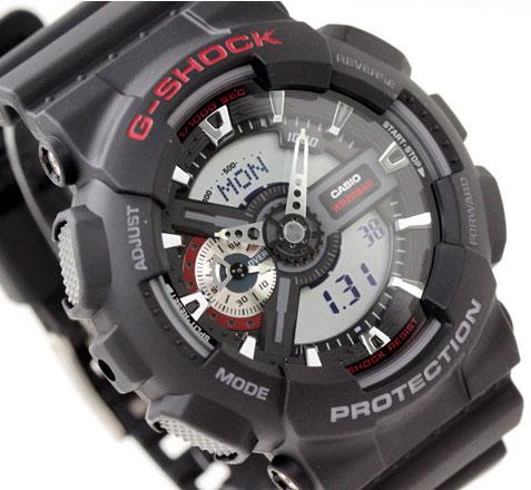 Jual Jam Tangan Casio G-Shock   GA 110  f363c104e7