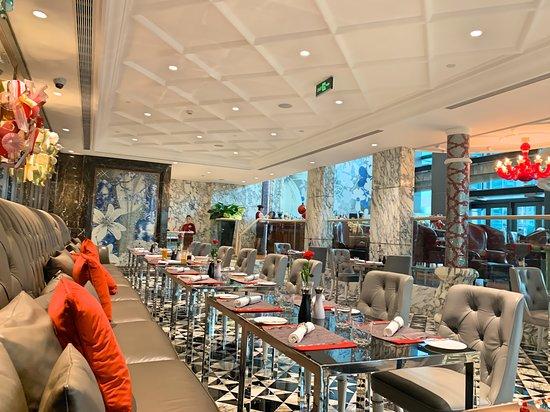 Sơn hiệu ứng Waldo-Quán Cafe Cardinal