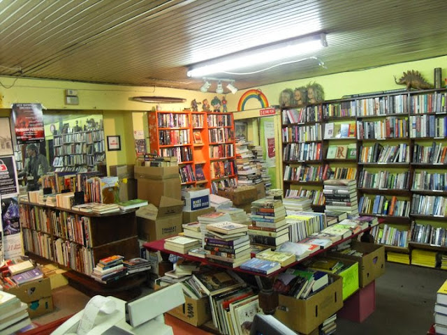 The secret book and record store. From 28 Best Bookshops in Dublin