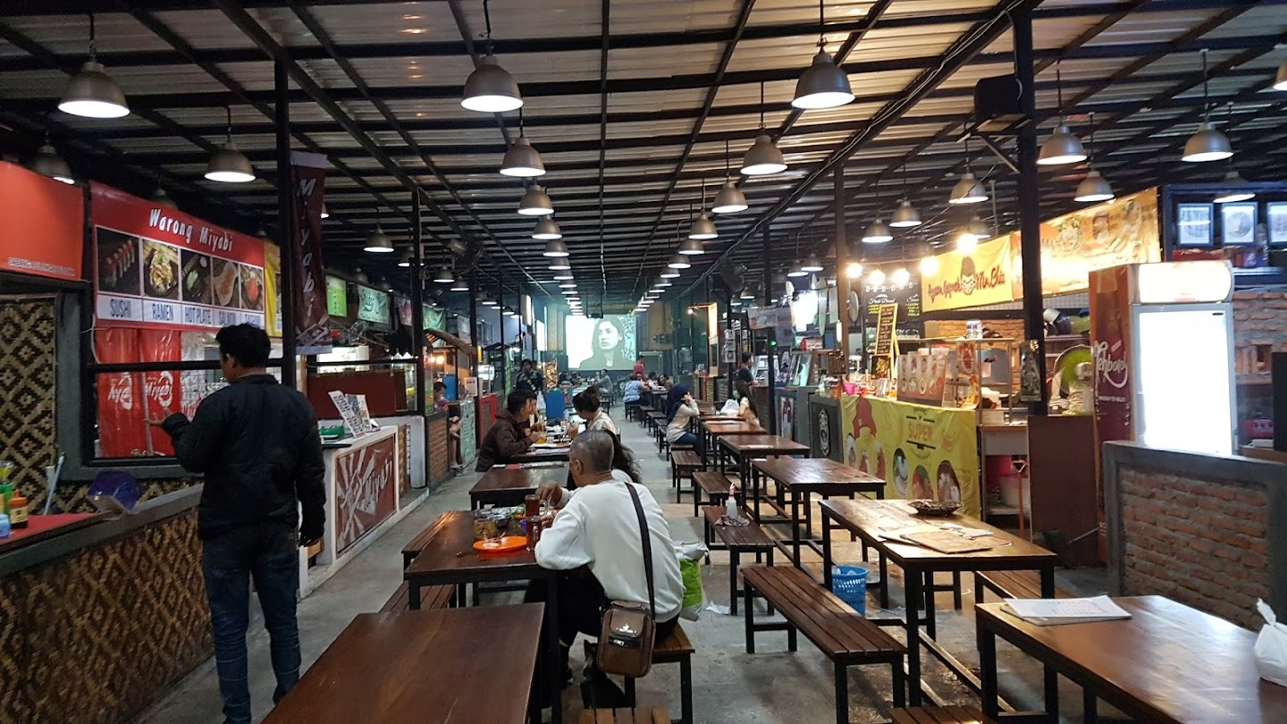 Image result for jawara food court