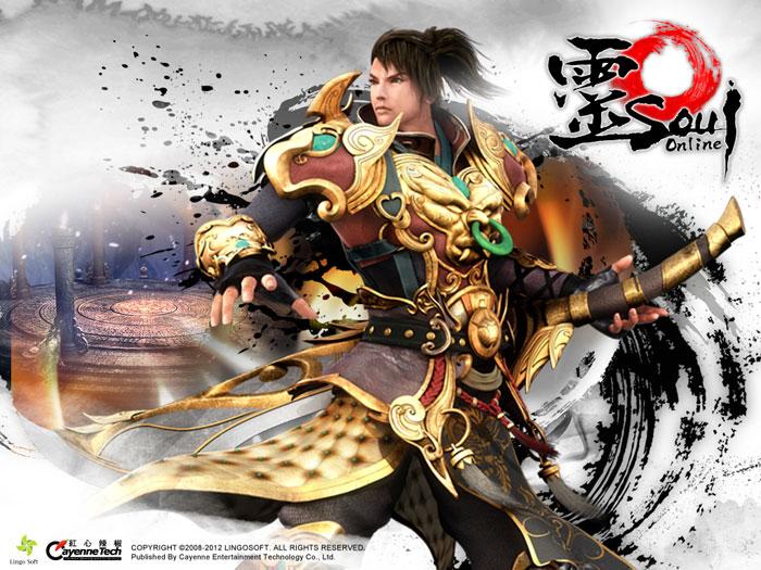Loạt hình nền đẹp mắt của MMORPG Soul Online - Ảnh 1
