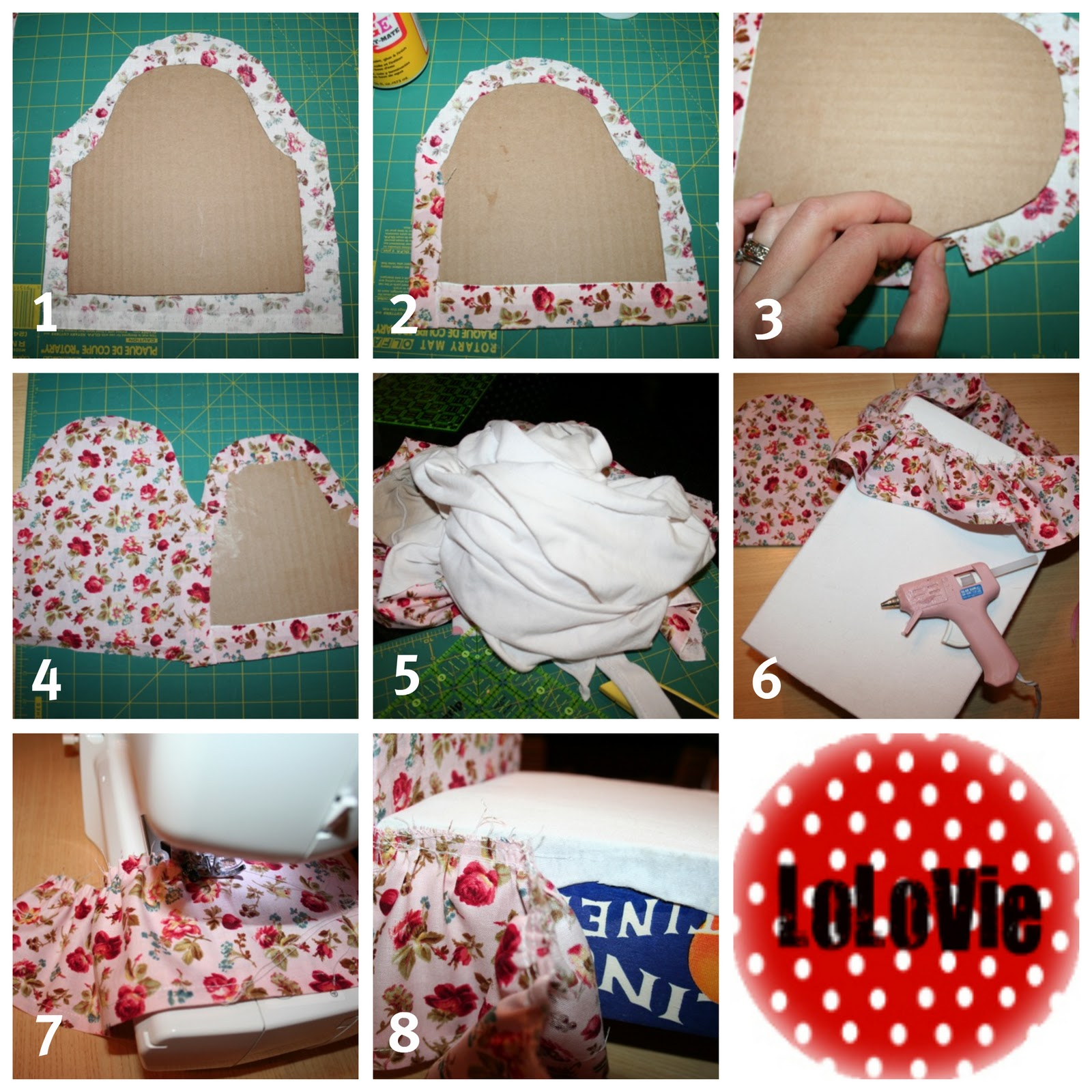 Barbie Bedroom In A Box: LoLovie: Crate To Cradle: How To Make A Doll Bed (tutorial