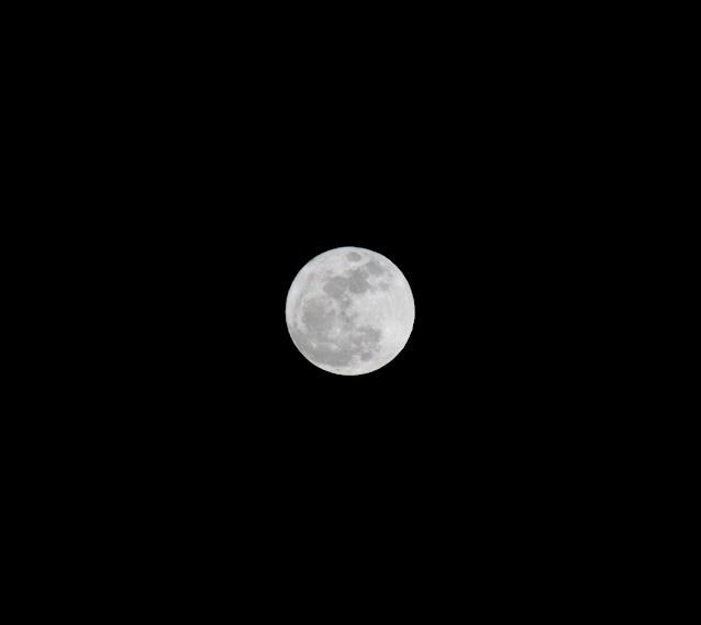 Super moon-Luna piena