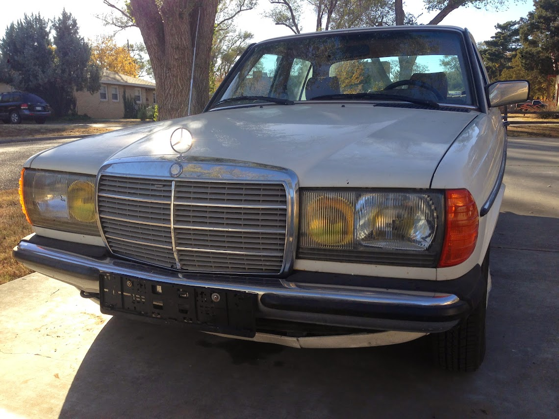 1983 200 M102 5 Speed 111 111 Km Amarillo Texas