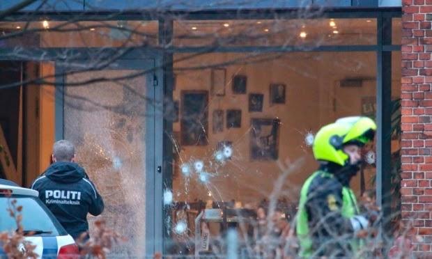 Terror strikes Denmark