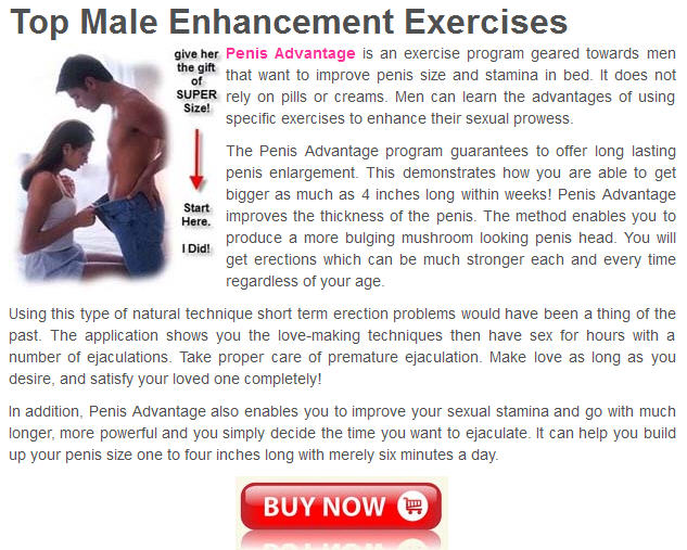 Natural Ways To Increase Penile Size