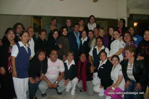 Festejo del Día de la Enfermera