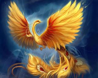 Hasil gambar untuk gambar burung phoenix