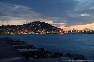 Waterfront Twilight