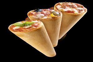 Пицца в стаканчике или коно-пицца