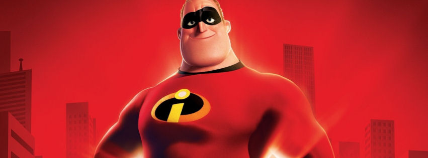 Mr incredible facebook cover