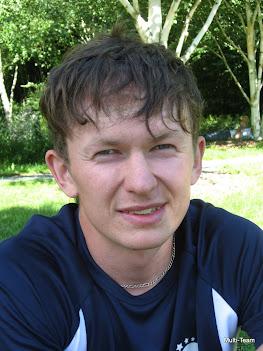Ironman после финиша - Валентин Засыпкин - Команда Multi-Team