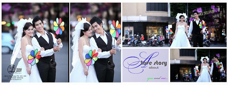 Album hình cưới đẹp lung linh sắc xuân