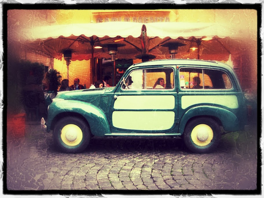 Auto a Il Trastevere (Editada)