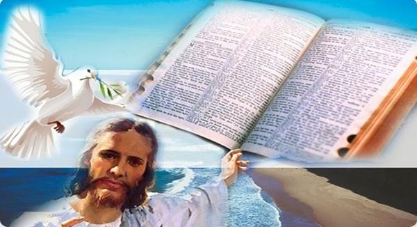Đức Giê-su: Đấng Thánh của Thiên Chúa