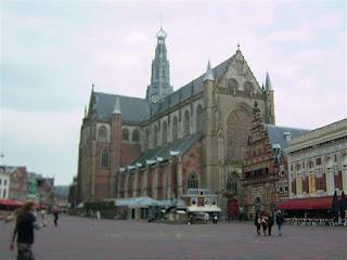 St Bavo, Haarlem, Netherlands