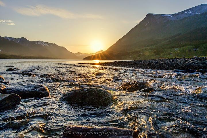Summer in Northern Norway. Photographer Benny Høynes
