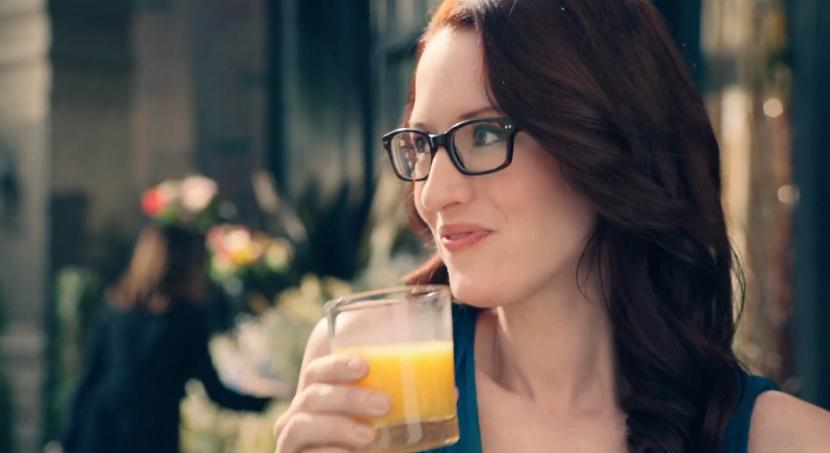 Ingrid Michaelson Shines In Tropicana Good Day Sunshine Commercial