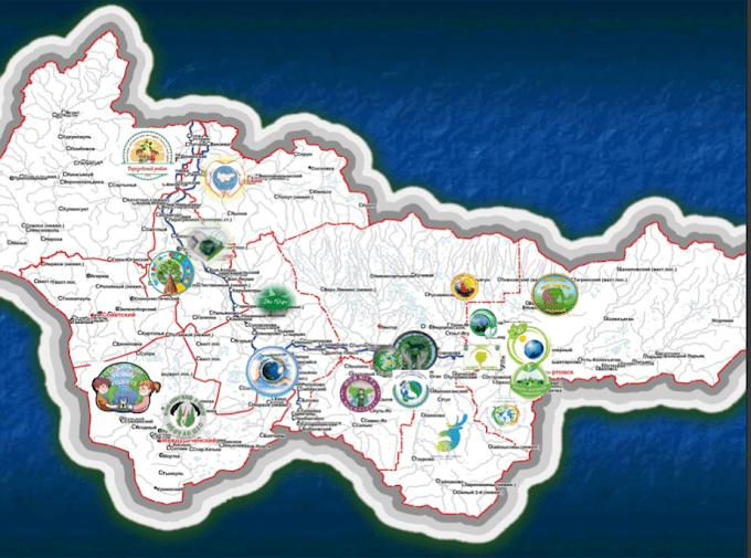 В ХМАО завершился экологический марафон «Моя Югра – моя планета»