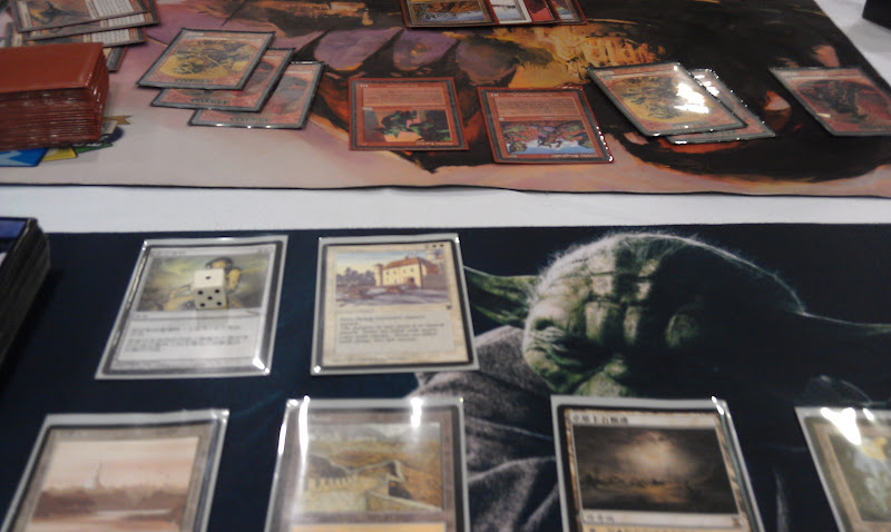 Game Two I Didn T Slam One Of My Four Moats But Did A Turn Morph Exalted Angel 3 Windborn Muse 4 Armageddon