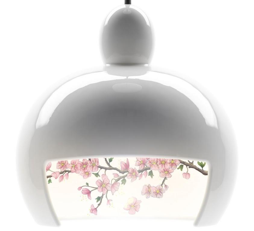 *Juuyo藝妓假髮燈具:Lorenza Bozzoli 詮釋日本文化的神秘魅力! 3