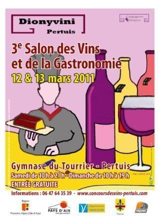 Le blog du pays d 39 aix salon des vins et de la gastronomie for Salon des vins et de la gastronomie