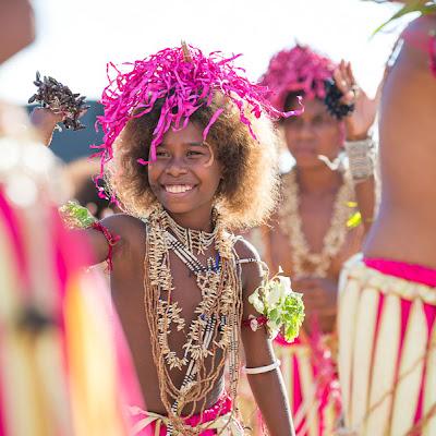 Celebrating Pacific Culture