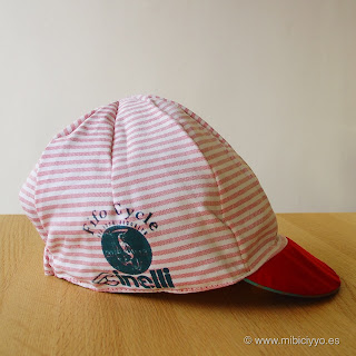 Fifo Cinelly Bespoke cap, web Cinelli, Torino