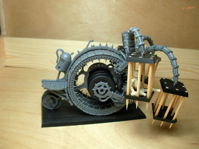 chaos - Black Dwarfs Engine of chaos SANY0725