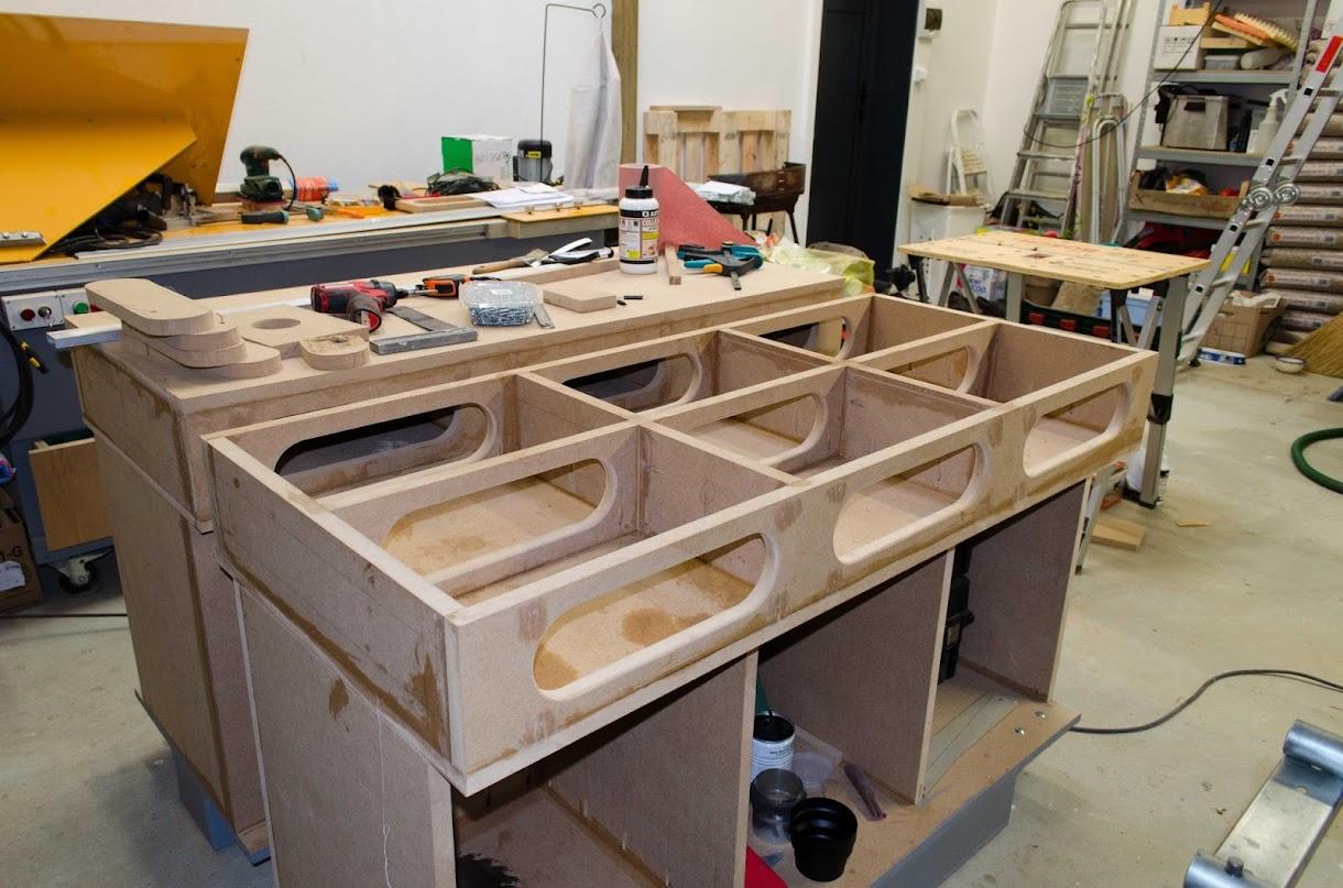Table d'assemblage + porte systainer DIY [Terminé] - Page 4 _DSC2206