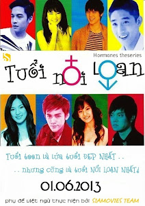 Tuổi Nổi Loạn - Hormones The Series poster