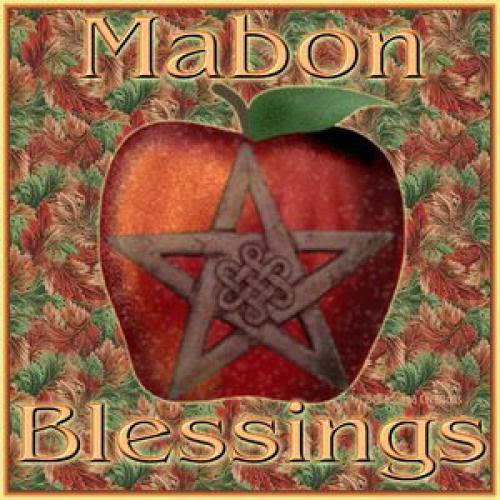 Correspondences And Symbols For Mabon