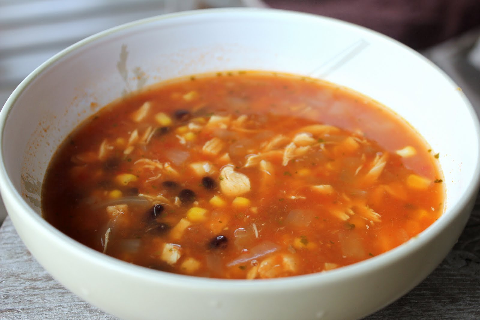 for me soup is a staple in a healthy diet i eat soup for lunch almost ...