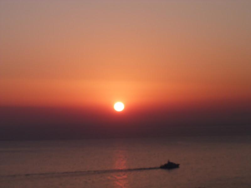Sunset - Santorini